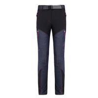 男女速干裤薄款弹力运动裤登山防水长裤快干裤