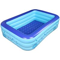 儿童充气游泳池大号家庭婴儿游泳桶家用游池宝宝戏水池