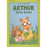 Arthur Turns Green(An Arthur Adventure) 亚瑟小子变绿啦 ISBN 9780316190343