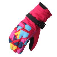 保暖手套男士女式冬季防风防水棉骑行骑车户外滑雪摩托车