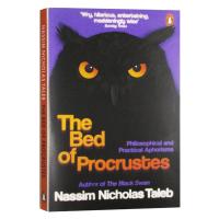 The Bed of Procrustes 随机生存的智慧 黑天鹅语录 英文原版 成功励志书籍 人生格言警句 黑天鹅作者
