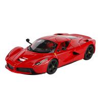 法拉利跑车模拉法 仿真合金汽车模型金属玩具