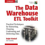 The Data WarehouseETL Toolkit: Practical Techniques for Ext
