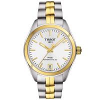 天梭Tissot-PR 100系列 T101.207.22.031.00 自动机械女士手表