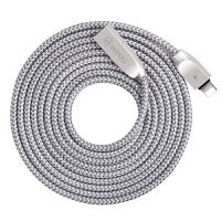 苹果数据线加长iphone7plus六6弯头冲ios手机充电器线2m3-5米超长