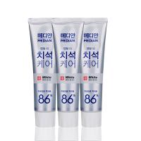 【海外购】韩国直邮 爱茉莉 麦迪安86%牙膏 深层清洁 去牙结石 美白去渍 120g/支