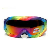 儿童滑雪镜 偏光镜片 儿童户外运动装备 儿童雪镜保暖护目