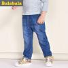 巴拉巴拉童装男童牛仔长裤小童宝宝裤子2017春装新款儿童牛仔裤