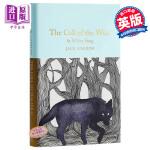 【中商原版】Collectors Library系列:野性的呼唤和白牙 英文原版 The Call of the Wi