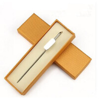 书签礼品青花瓷古典特色复古创意金属书签吊坠可做发簪