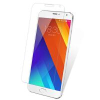 魅族MX5钢化膜 mx5钢化玻璃膜 mx5se手机保护贴膜 手机膜 保护膜 手机贴膜