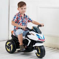锋达宝宝可坐人电动三轮车玩具童车 小孩充电瓶车玩具汽车儿童电动摩托车