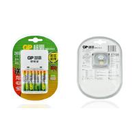 【当当自营】超霸 充电宝KB01套装 2600毫安5号、7号电池可多次充电,用于用于KTV,数码鼠标,遥控器