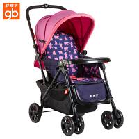 【当当自营】好孩子婴儿推车 轻便 婴儿车推车 儿童宝宝推车 婴儿手推车C309/C311 紫色小熊