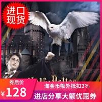 英文原版 哈利・波特收藏版2020年挂历 礼盒送海报 日历 Harry Potter 2020 Collector's