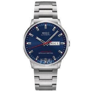 美度MIDO-指挥官 COMMANDER系列 M021.431.11.041.00 机械男士手表【好礼万表 礼品卡可购】
