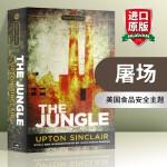 华研原版 屠场 英文原版小说 The Jungle 正版进口英语书籍 全英文版书