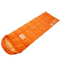 400冬季羽绒可拼接睡袋户外野营午休成人办公室睡