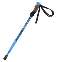 登山杖伸缩折叠手杖徒步爬山拐杖健走棍户外装备露营