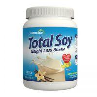 保税区直发 美国Naturade Total Soy营养代餐粉奶昔 香草味 540g 减肥瘦身