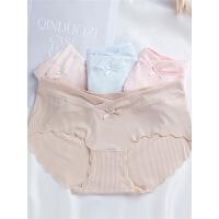 孕妇内裤棉里裆低腰怀孕初期孕晚期孕早期中期产后内衣女短裤孕妇内裤