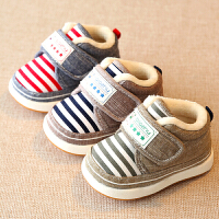 宝宝男童女童鞋学步鞋儿童保暖婴儿冬鞋