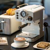 【网易严选 顺丰配送】复古半自动意式咖啡机