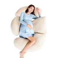 孕妇抱枕靠枕托腹孕妇枕头护腰侧睡枕u型枕多功能睡觉侧卧枕