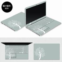 戴尔游匣灵越14-7460 15-7560 3000 5000电脑贴膜笔记本贴纸定制