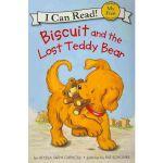 小饼干狗 英文原版 绘本汪培�E书单推荐 0-3岁 Biscuit and the Lost Teddy Bear