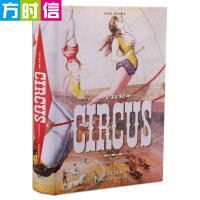 The Circus. 1870s�C1950s百年太阳马戏团 复古海报