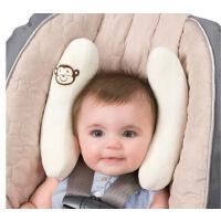 婴儿童安全座椅护头枕靠枕宝宝护颈枕汽车枕推车头部固定保护枕头