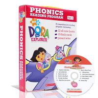 进口英文原版 Dora The Explorer Phonics Reading Programe Pack #3 w