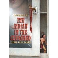 英文原版 魔柜小奇兵 儿童读物 电影原著 碗柜里的印第安人 The Indian in the Cupboard