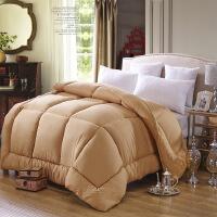 新款精美九孔棉化纤被 精品酒店冬被被芯 加厚冬被化纤被
