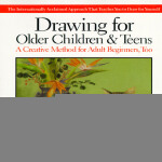 【预订】Drawing for Older Children and Teens A Creative Method
