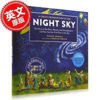 现货 美妙的星空 英文原版 A Childs Introduction to the Night Sky 科普读本 迈