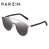 帕森时尚太阳镜女新款双梁金属彩膜女士开车出游驾驶潮人墨镜9779