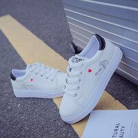 新款小白帆布女鞋学生韩版秋季布鞋百搭原宿ulzzang板鞋