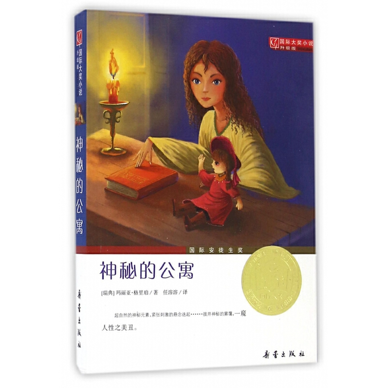 神秘的公寓(升级版)/国际大奖小说