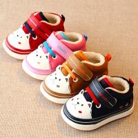 冬季儿童棉鞋男童女童宝宝鞋子保暖冬鞋