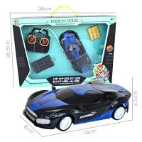 遥控汽车儿童小赛车模型四驱宝宝电动玩具遥控车