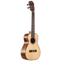 UKU 尤克里里26寸 云杉单板尤克里里 23寸乌克丽丽ukulele小吉他