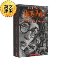 哈利波特与凤凰社 英文原版科幻小说 Harry Potter and Order of Phoenix JK罗琳 布莱