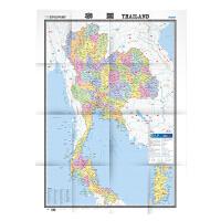 世界热点国家地图・泰国