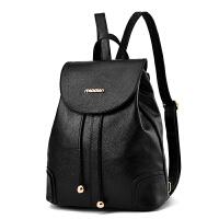 2018新款大容量妈妈双肩包包女中年女士软皮质旅游背包
