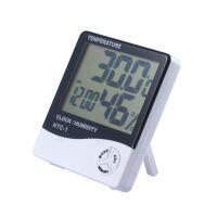 HTC-1温湿度计大屏数显电子室内家用高精度创意礼品 -50~+70(℃) -10~50(℃)