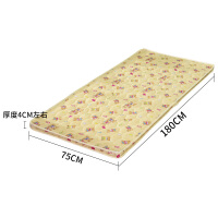 椰棕床垫1.2米棕垫单人双人学生儿童天然硬棕榈垫加厚折叠床垫90 其他