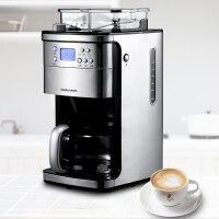MORPHY RICHARDS/摩飞电器 MR4266 家用 商用 滴漏式全自动美式咖啡机 不锈钢 研磨一体机