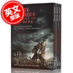 现货 在黑暗中讲述的恐怖故事 电影封面套装 英文原版 平装 Scary Stories Paperback Box S